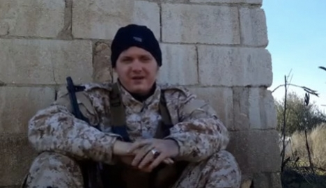 Swedish multicultural and Islamophobe 'expert' joins Jihad in Syria