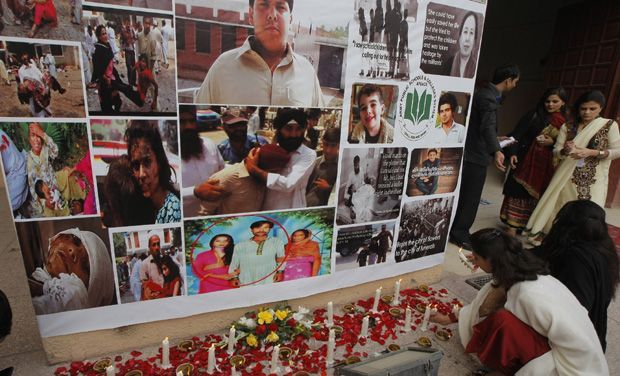 'British' surgeon linked to Pakistani school massacre of 132children