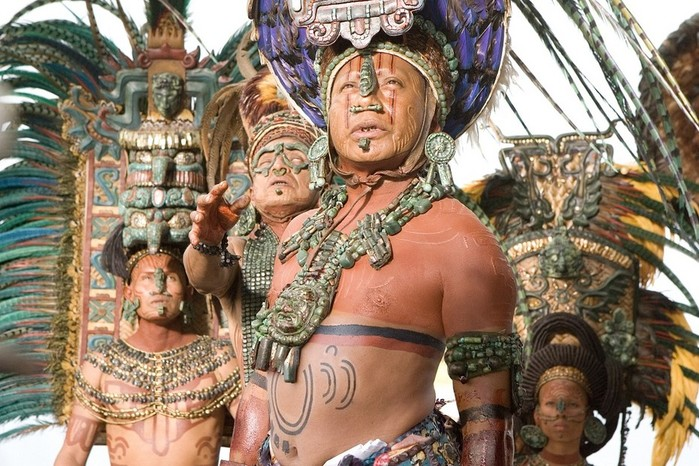 Mayan books burned byChristians