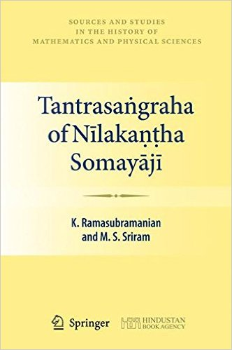 500 YEARS OF TANTRASANGRAHA- A LANDMARK INASTRONOMY