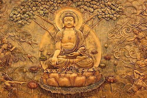Buddha did not convert