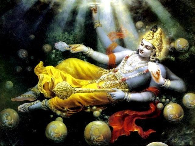 Upanishads on Creation : THE SPIDERANALOGY